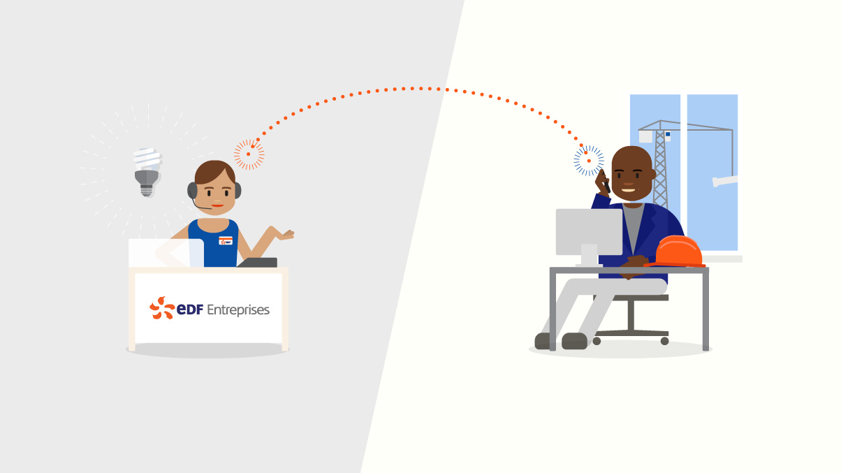 EDF entreprises - Motion2
